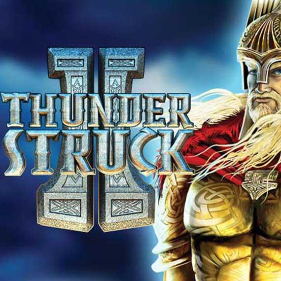 Thunderstruck II Slot Review 2021